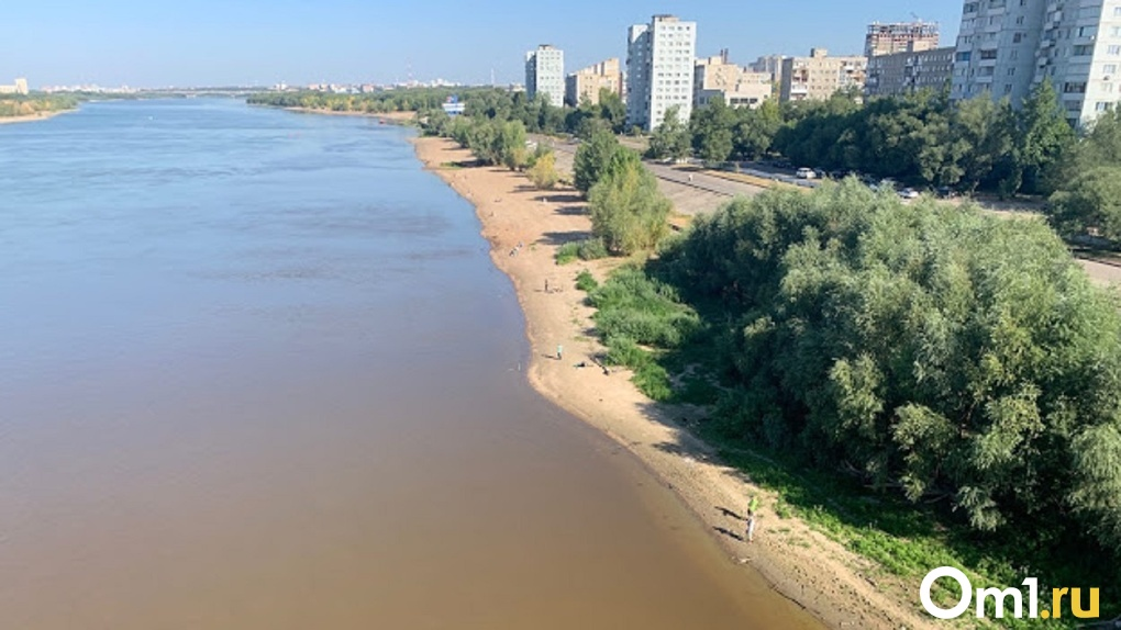 Очередные выбросы в Иртыш? «Омский речной порт» уличили в незаконной деятельности
