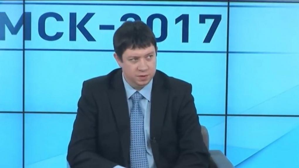 Отправлен в отставку замглавы Минпрома Омской области Игорь Лукьянов