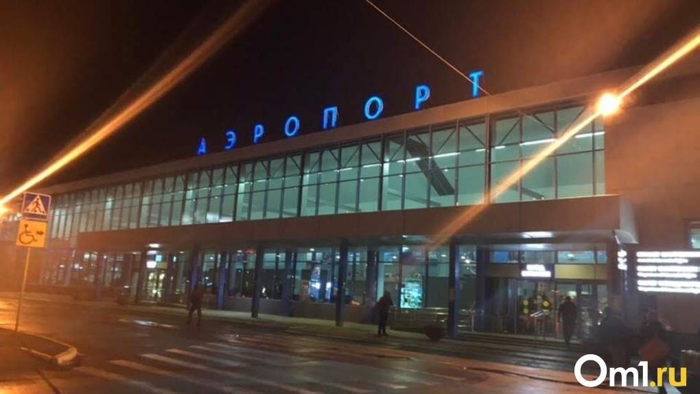В Омске приземлился чартерный рейс с вахтовиками, но уже с Ямала
