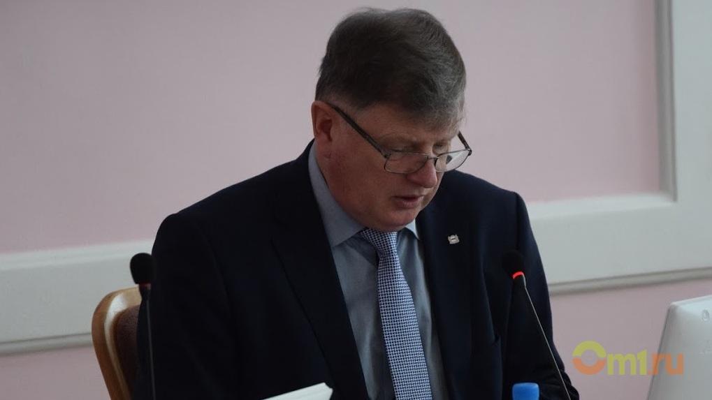 Владимир Корбут о бюджете Омска: «Мы не падаем в пропасть»