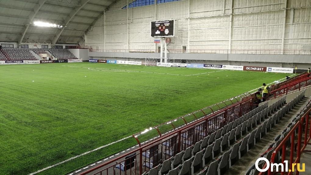 СРОЧНО! Новые коронавирусные ограничения: число болельщиков на новосибирских стадионах сократят до 30%