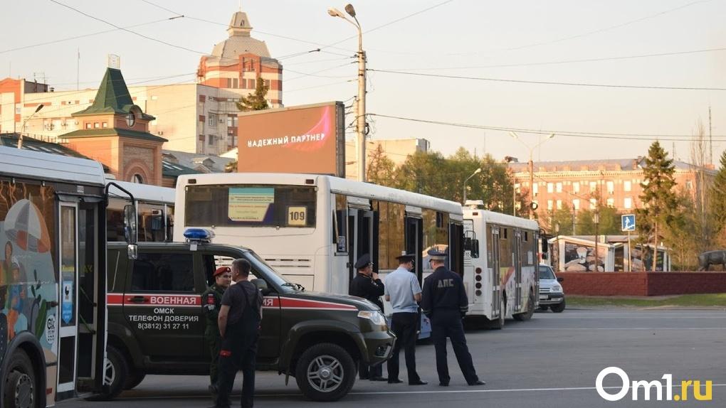 Пассажиропоток в Омске упал на 70% и продолжает снижаться