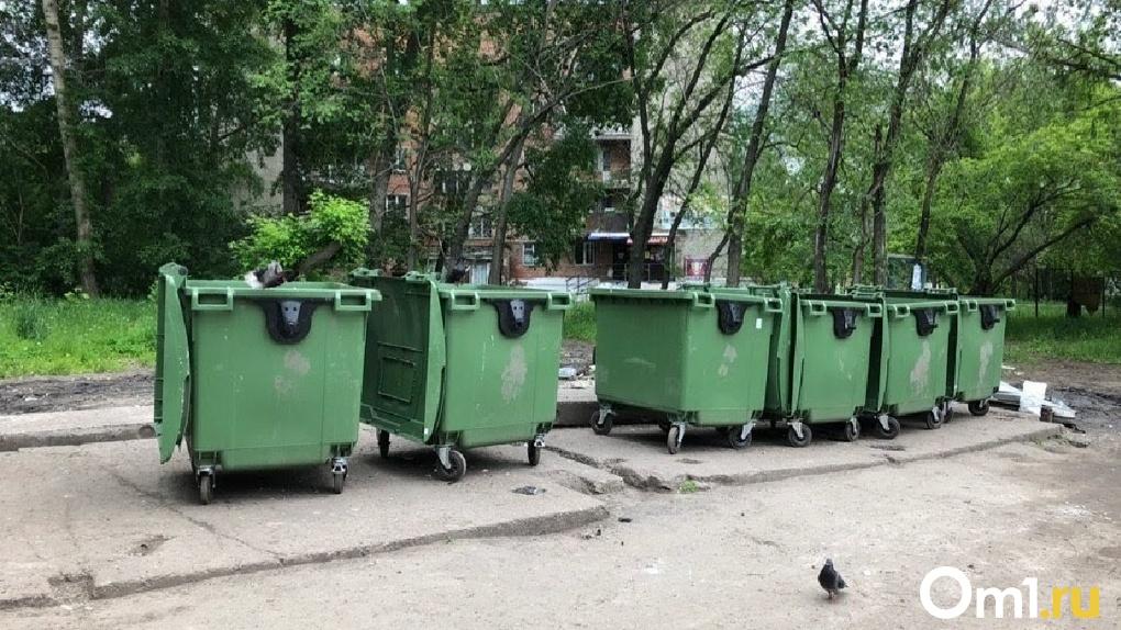 Тариф на обработку мусора в Омске снизили в три раза