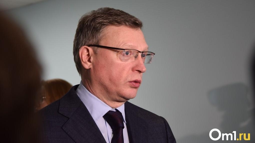 «Мы не можем влиять на нарушителей». Бурков резко высказался о последних выбросах в Омске