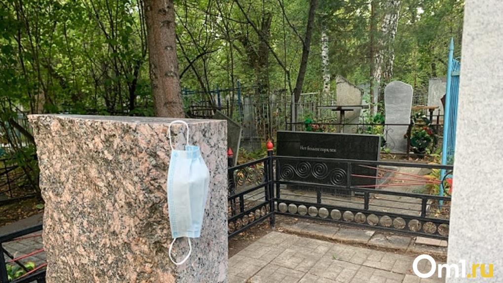 В Омской области умерли ещё четверо пациентов с коронавирусом