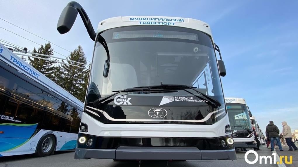«Ремонт составит 60-80 тысяч». Новый троллейбус «Адмирал» попал в аварию