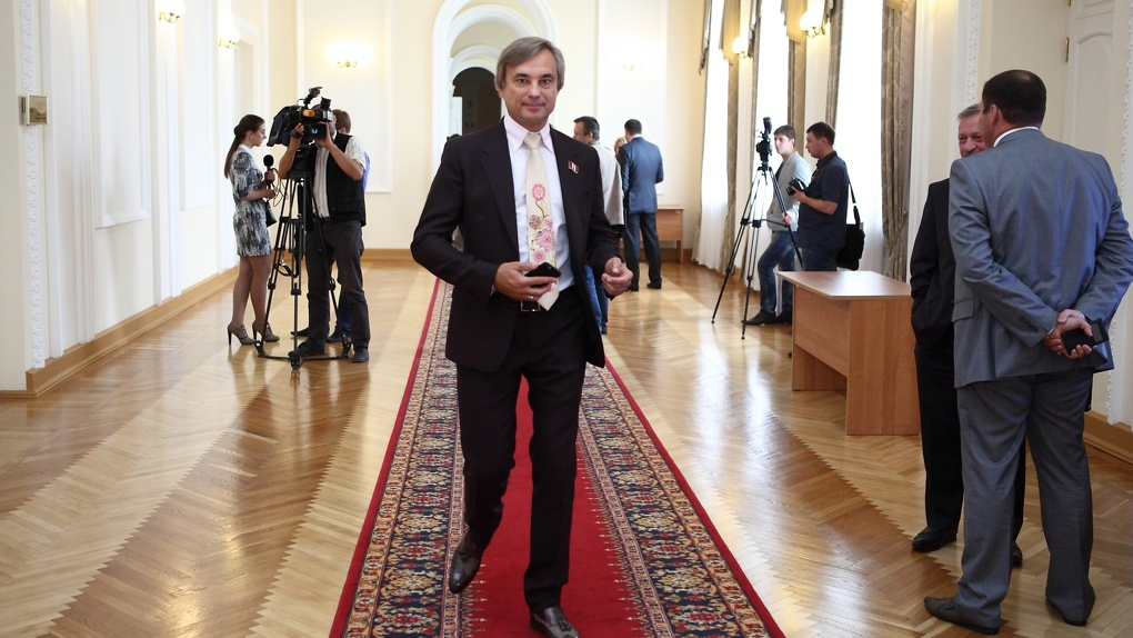 Депутата Заксобрания Омской области Сергея Калинина сегодня могут арестовать