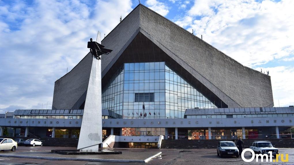 Бурков пообещал отремонтировать омский СКК имени Блинова в этом году