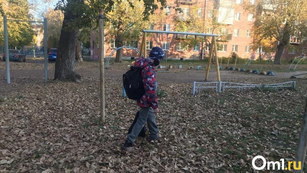 Мать 12-летнего омича ответит за то, что его нашли на детской площадке под воздействием оксибутирата