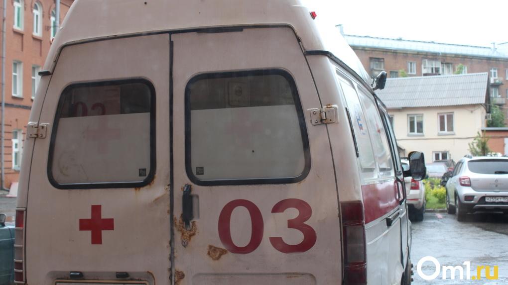 В Новосибирской области грузовик раздавил «шестёрку»: погибли водитель и пассажир легкового автомобиля