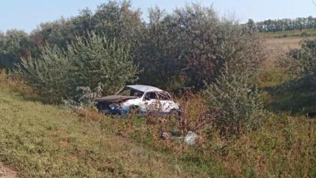 Жуткое ДТП произошло в Новосибирской области: водитель погиб, двое детей и женщина попали в больницу