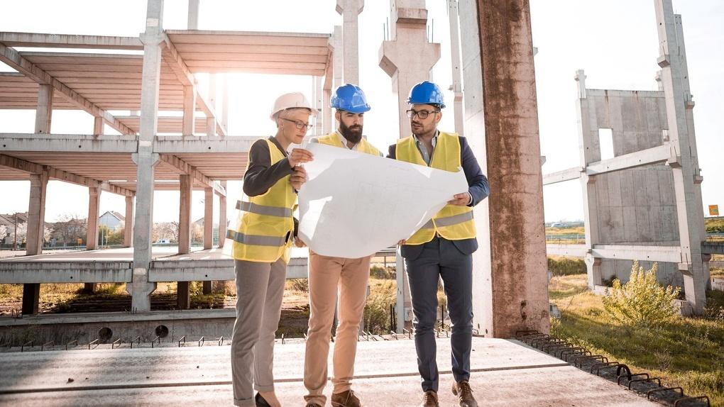 Названы лидеры строительной отрасли Новосибирской области
