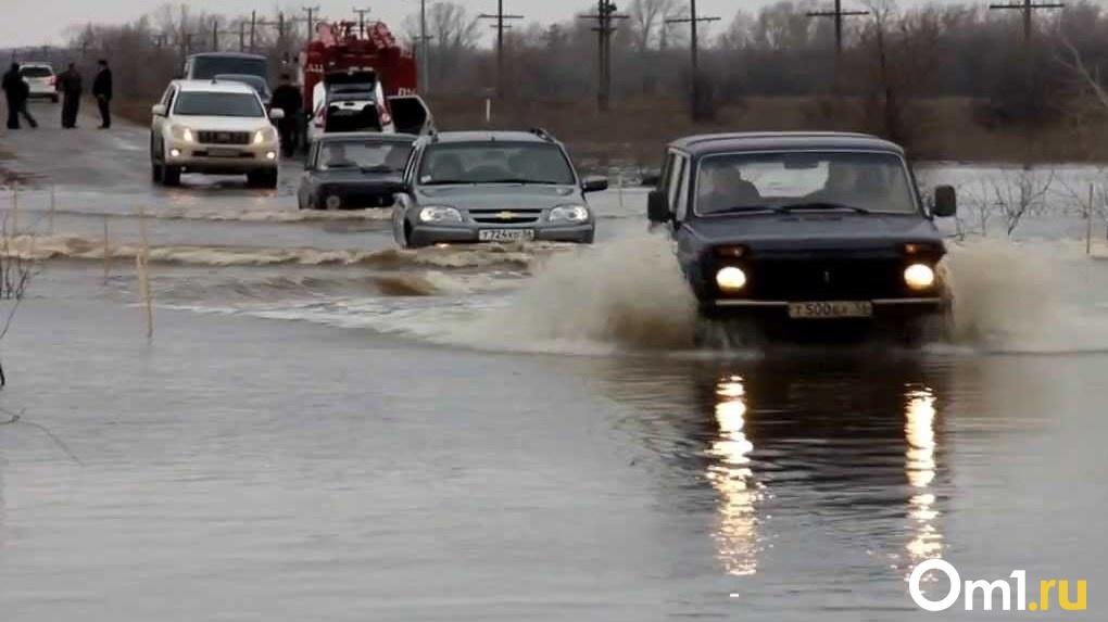 Разрушенные дороги и затопленные дома: весенний паводок настиг Новосибирскую область (фото и видео-факты)
