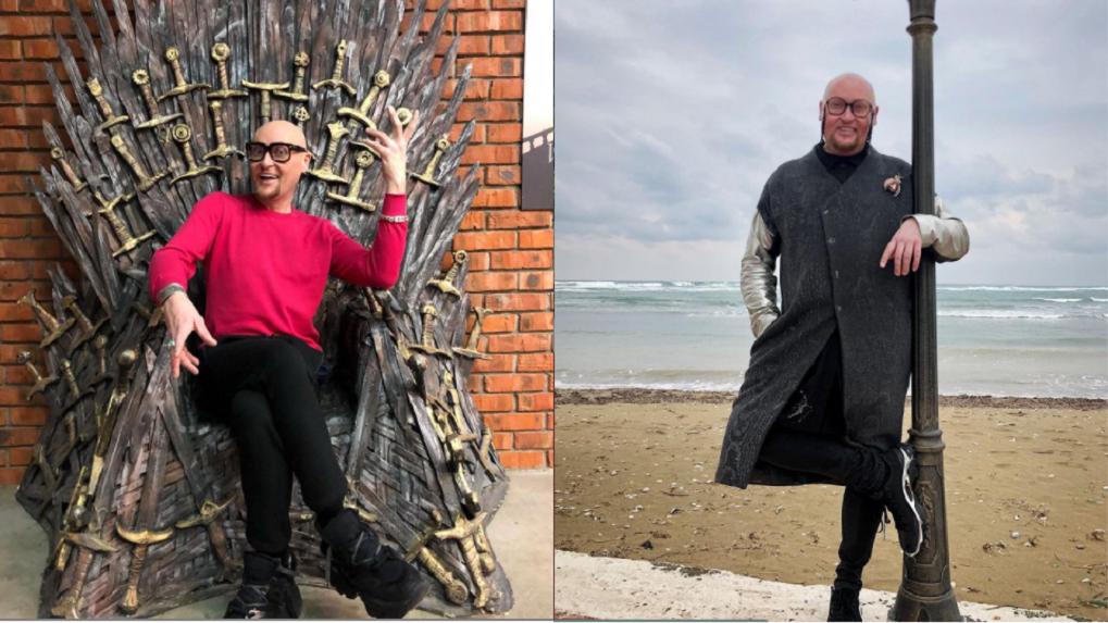 Новосибирский певец Шура пришёл на «Дом-2» и раскрыл секрет своего экстремального похудения