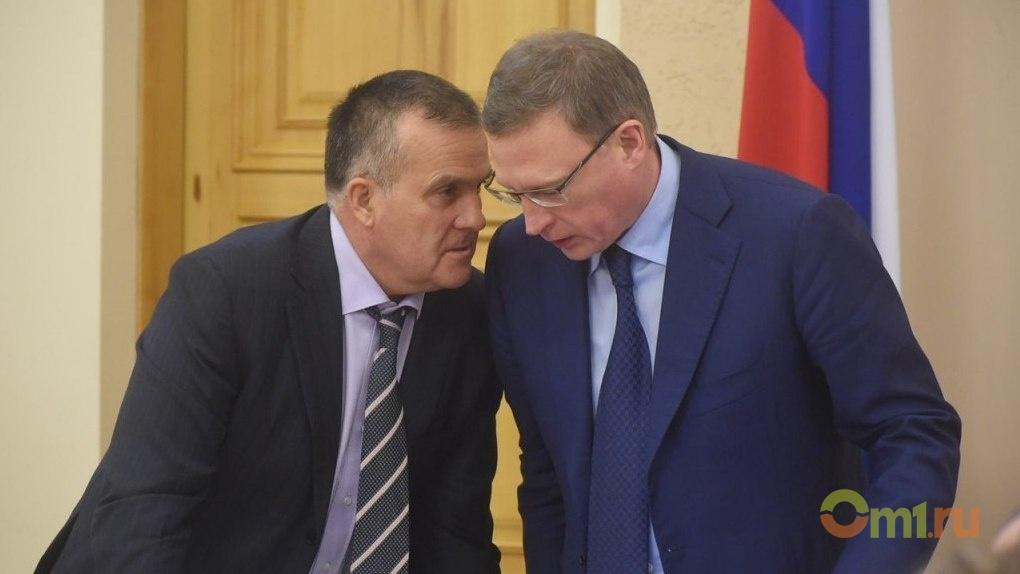 Новоселов все-таки уходит из правительства Омской области