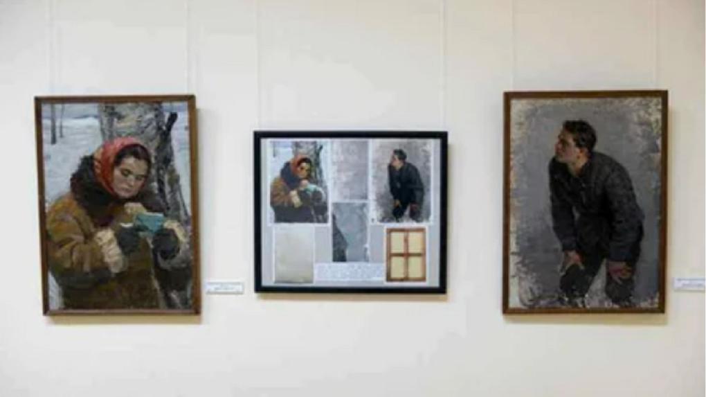 Потерянный этюд известного шедевра Качальского спасли новосибирские реставраторы