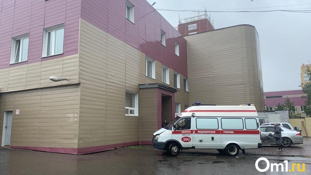 Навальный в Омске. Хроника двухдневного спасения особого пациента