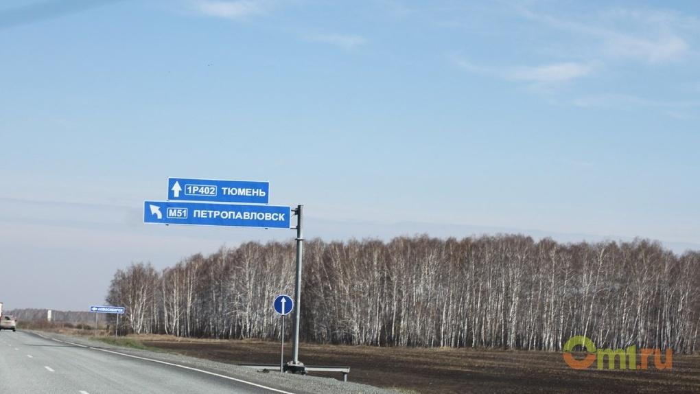 На границе Омской области с Казахстаном исчезнут длинные очереди