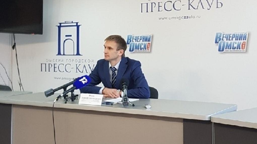 Из мэрии ушёл Алексей Фадин, названо имя нового главного по молодёжи