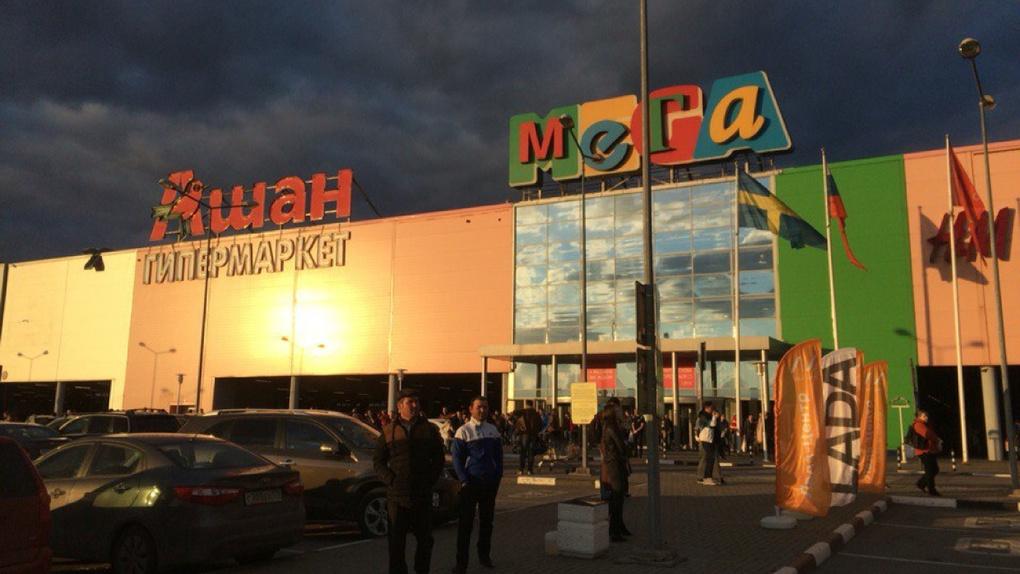 В омской «Меге» пресекли «теракт» без эвакуации