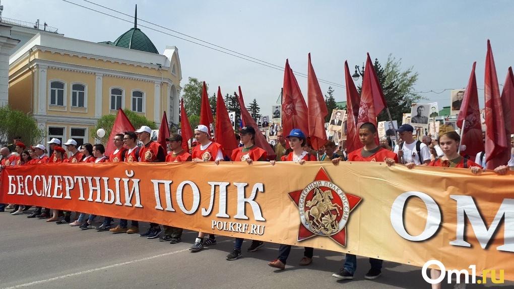 Названы возможные даты проведения Парада Победы в Омске