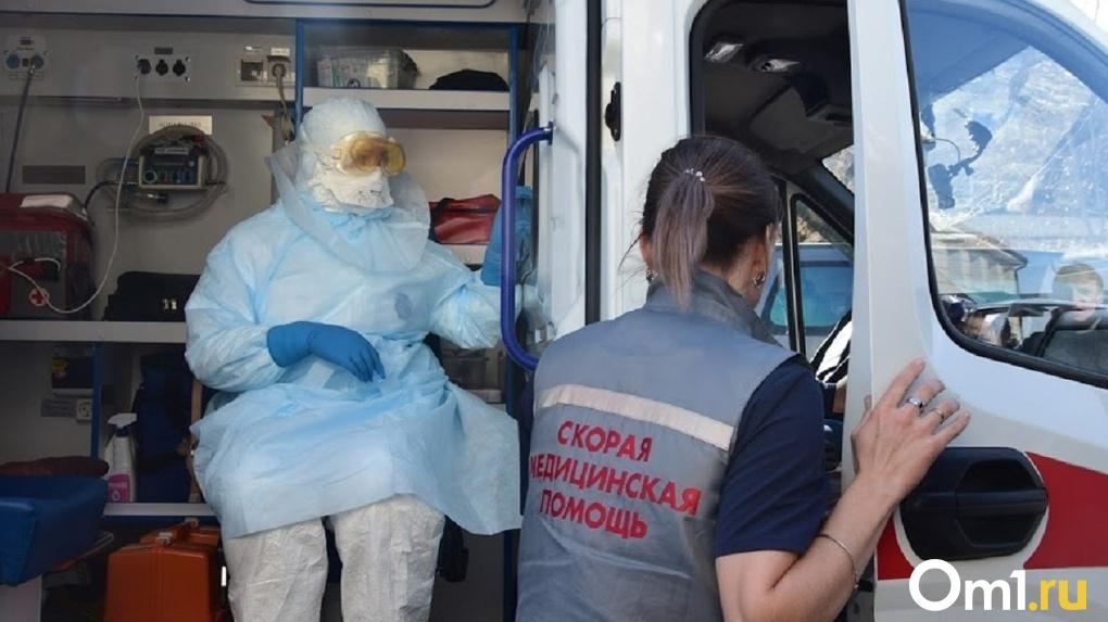 Третья смерть. В Омской области скончался хирург с 50-процентным поражением лёгких