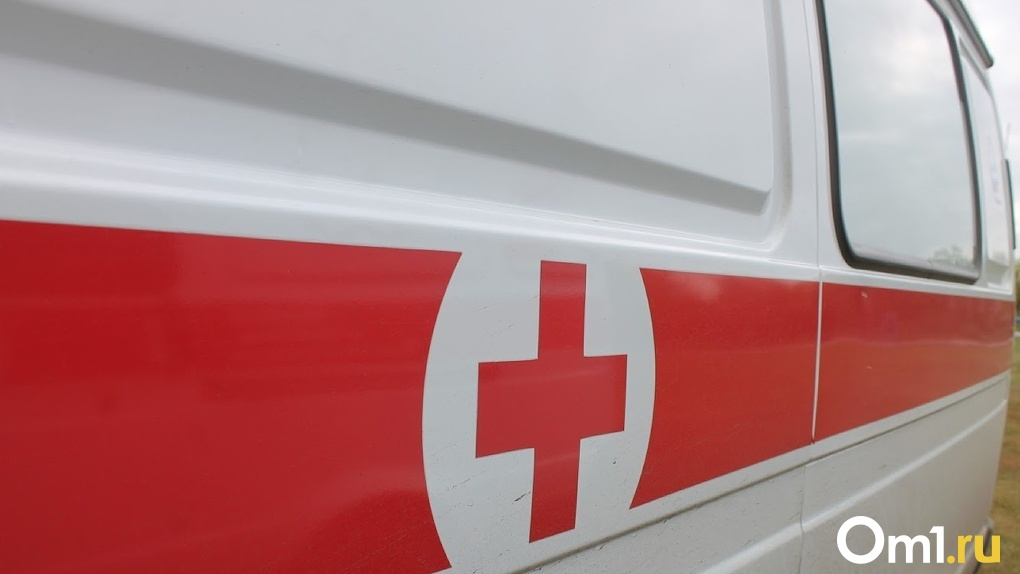 В Омске иномарка сбила десятилетнюю девочку