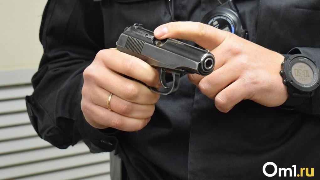 На Иртышской набережной неизвестный расстрелял машины, но омичи узнали в нём борца за тишину
