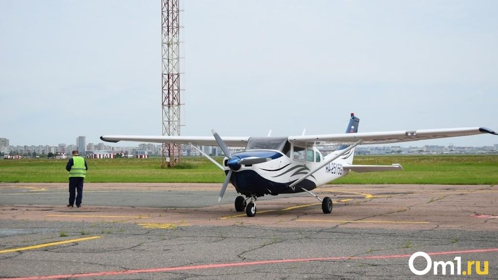 Частный аэродром имени Егора Летова всё-таки появится в Омске