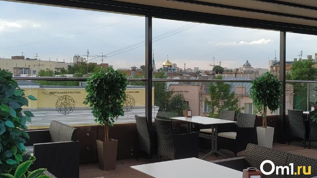 Рестораны в Омске продолжат работать без ограничений до заседания оперштаба