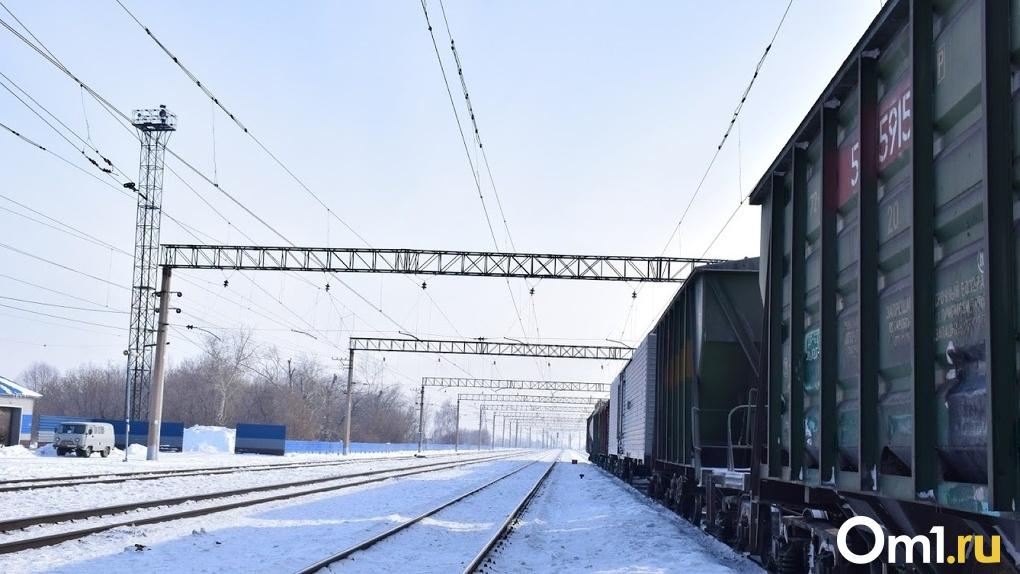 В Челябинской области задержали поезд «Белгород — Новосибирск»