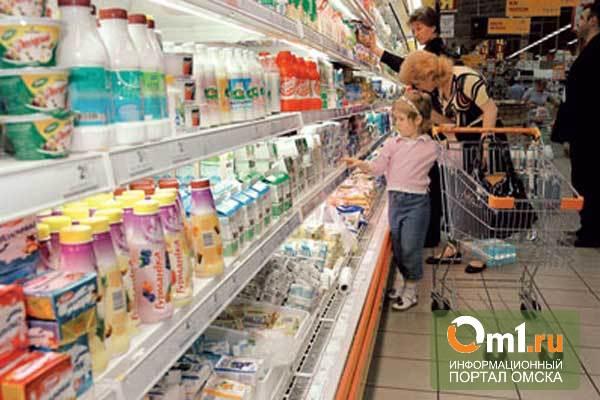 В омской «Ленте» продавали просроченные продукты