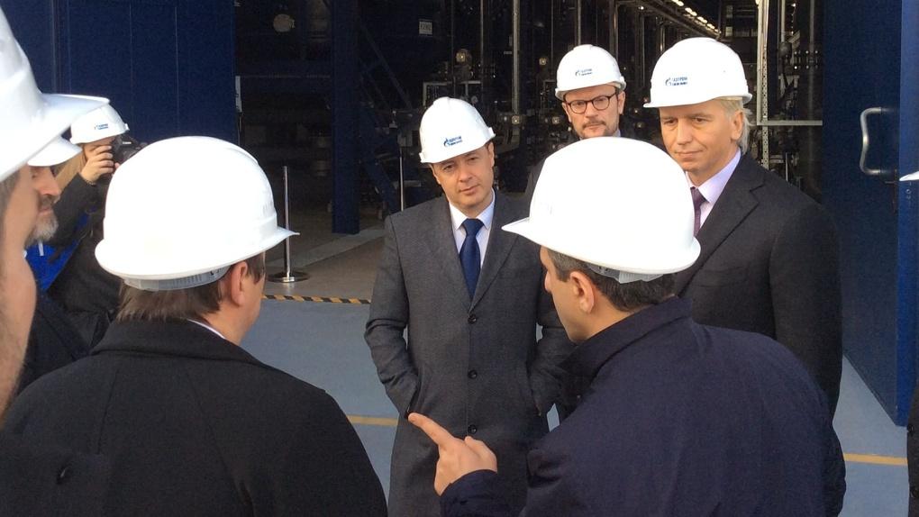 В Минприроды РФ высоко оценили новый экопроект Омского нефтезавода