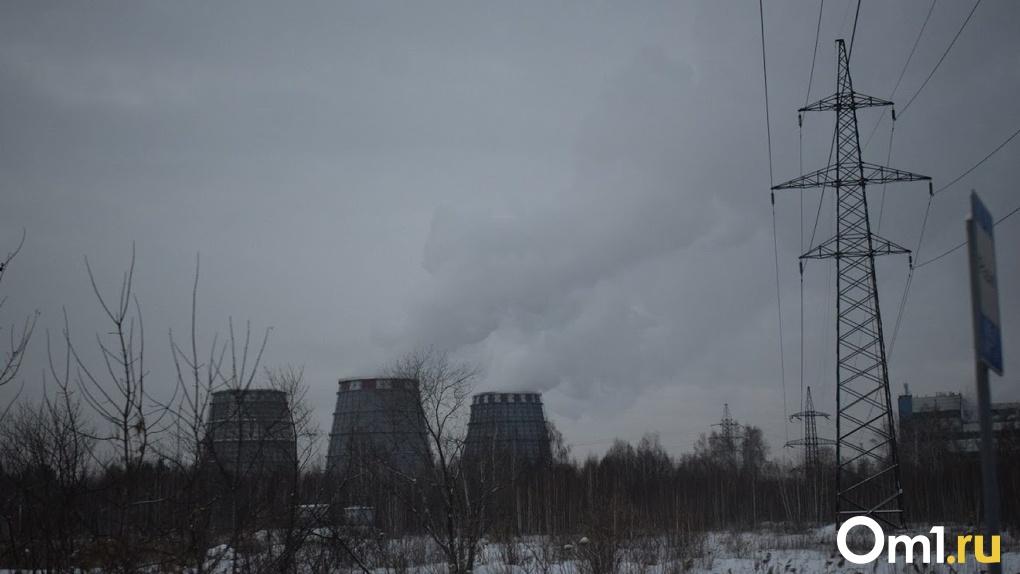 В атмосферном воздухе Омска снова обнаружили опасные для жизни вещества