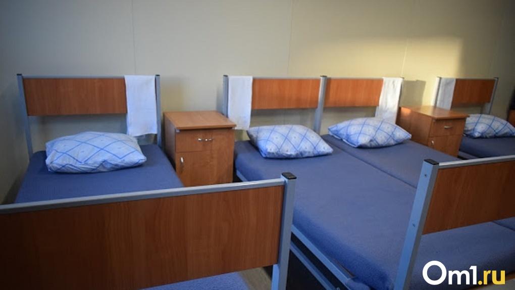 В Омске из-за коронавируса ограничили доступ в общежития технического университета