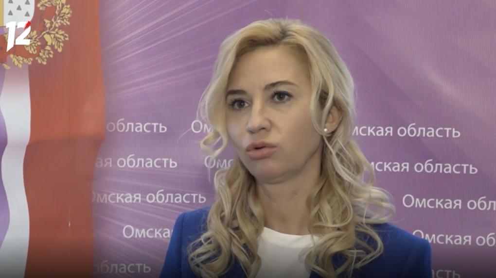 Новый министр здравоохранения Омской области поделилась планами по борьбе с пандемией коронавируса