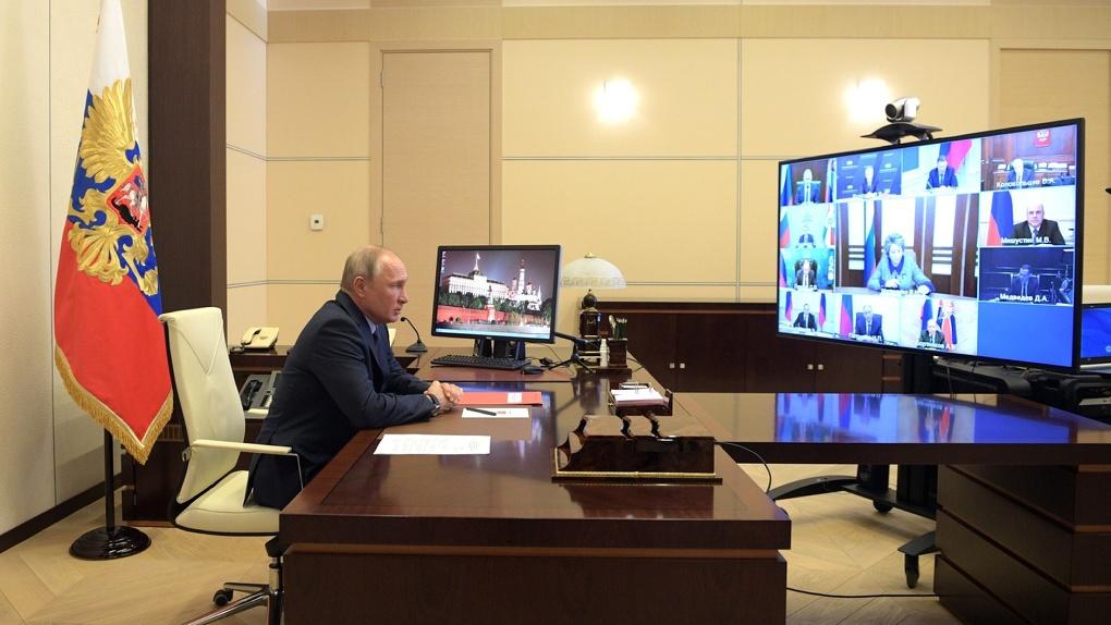 Владимир Путин выступил с пятым обращением к россиянам. Главное