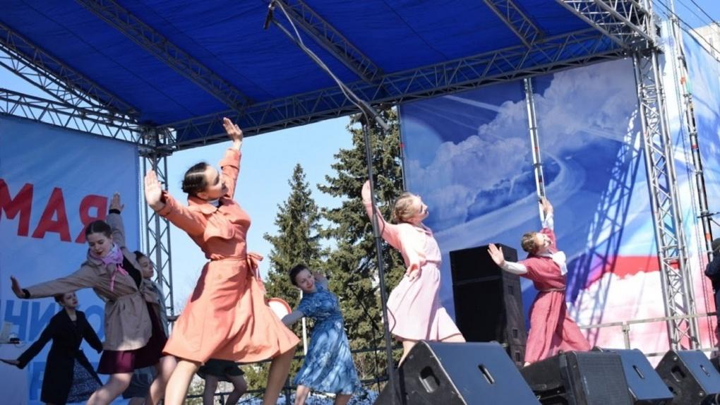 В Новосибирске празднование Дня народного единства за 1,4 млн рублей могут отменить из-за COVID-19