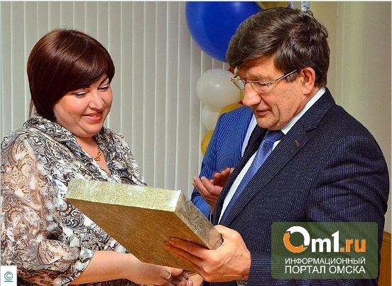 Двораковский и Кручинский наградили лучших омских бизнесменов