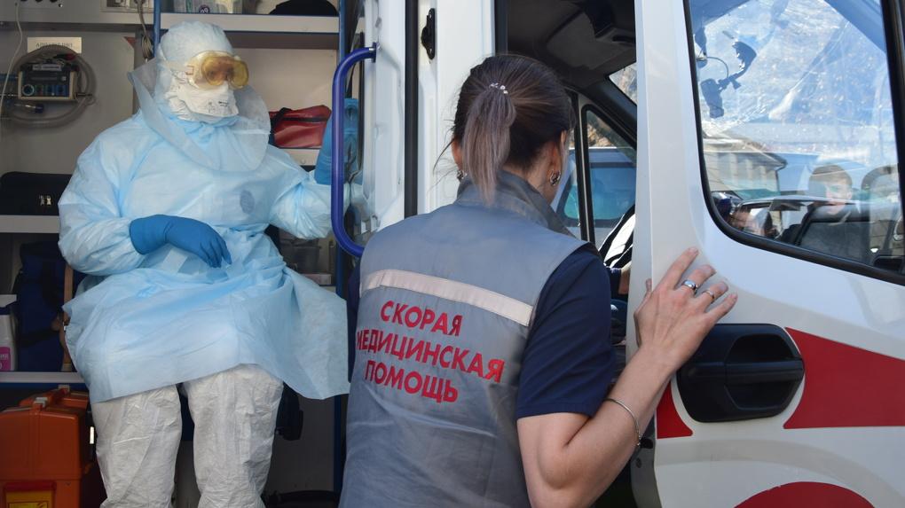 Новые жертвы коронавируса: в Новосибирске скончался 31 пациент