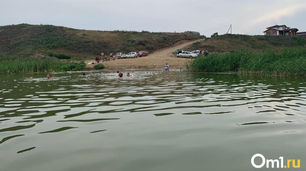 В Омской области утонул мужчина, его тело до сих пор не найдено
