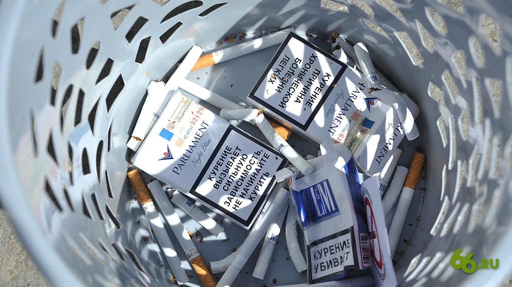 Состав сигарет в России могут засекретить