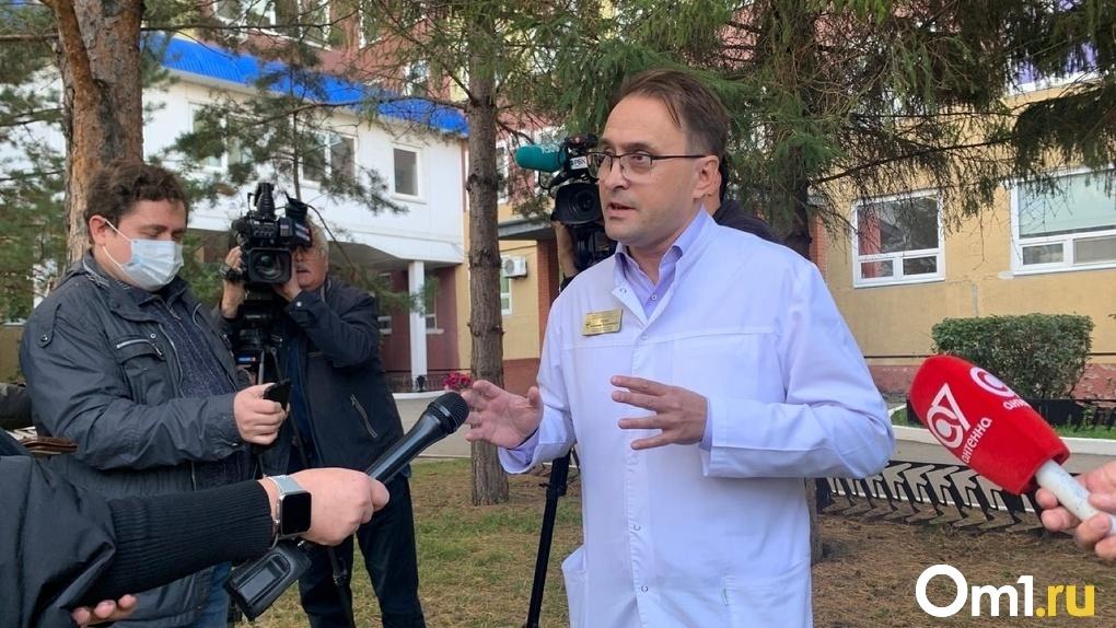 Омские токсикологи не согласны с версией об отравлении Навального