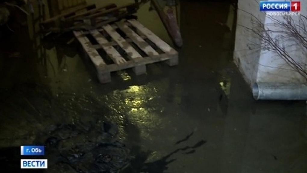 Жители Новосибирской области задыхаются от запаха сточных вод