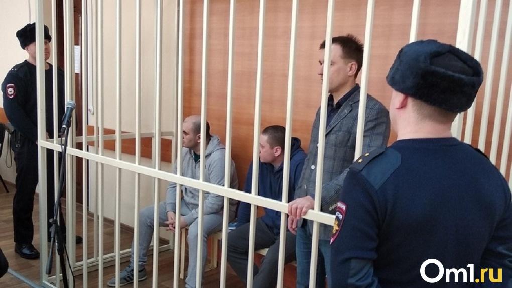 Омским обналичникам из банды Мацелевича «светит» больше 31 года колонии