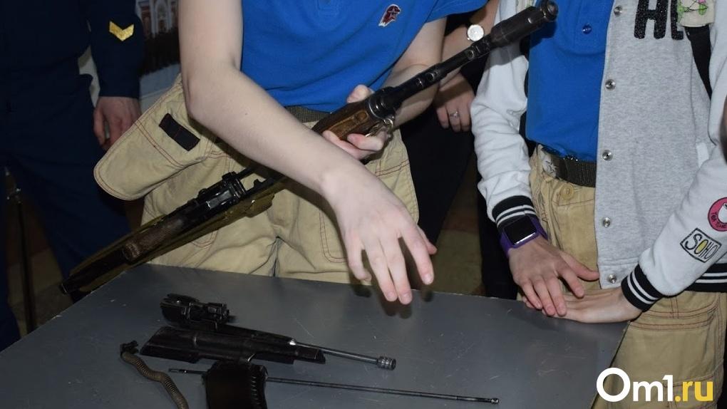 Омич украл ружье у охотника, чтобы застрелить свою любовницу