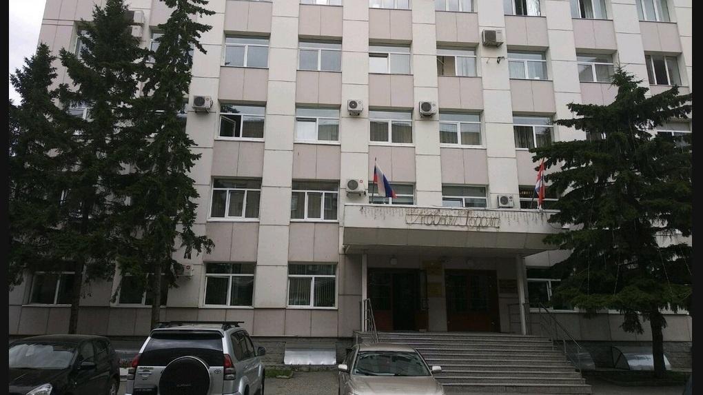 В Минстрое Омской области побывали силовики с обысками