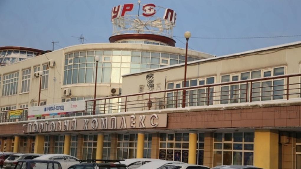 В Омске срочно распродают вторую часть помещений «Летура»