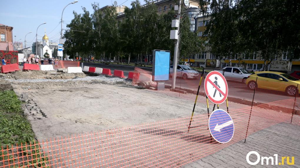 Новосибирску не хватает денег на ремонт дорог