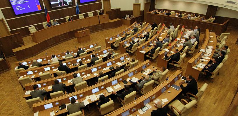 Политиков обязали участвовать в теледебатах перед выборами